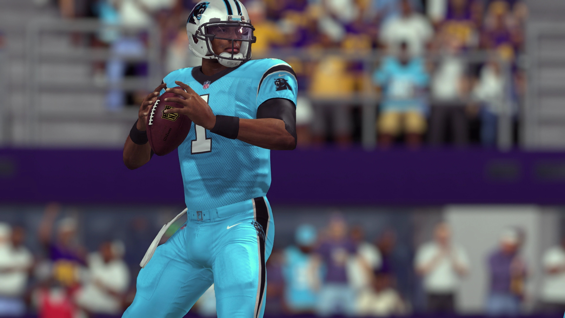 Madden NFL 17 Panthers Cam Newton