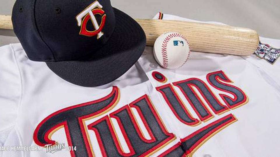 95651ce2d1c Minnesota Twins unveil new, pinstripe-less home uniforms | MLB ...