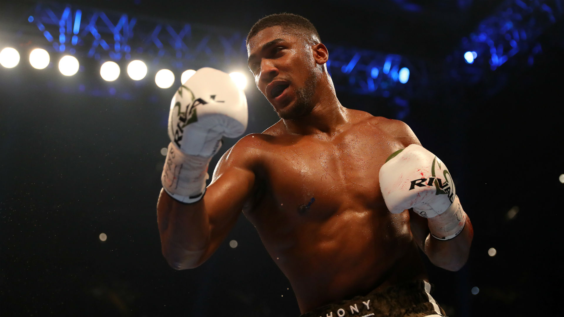 Promoter: If Joshua Had Choice, He Wouldn't Fight Povetkin