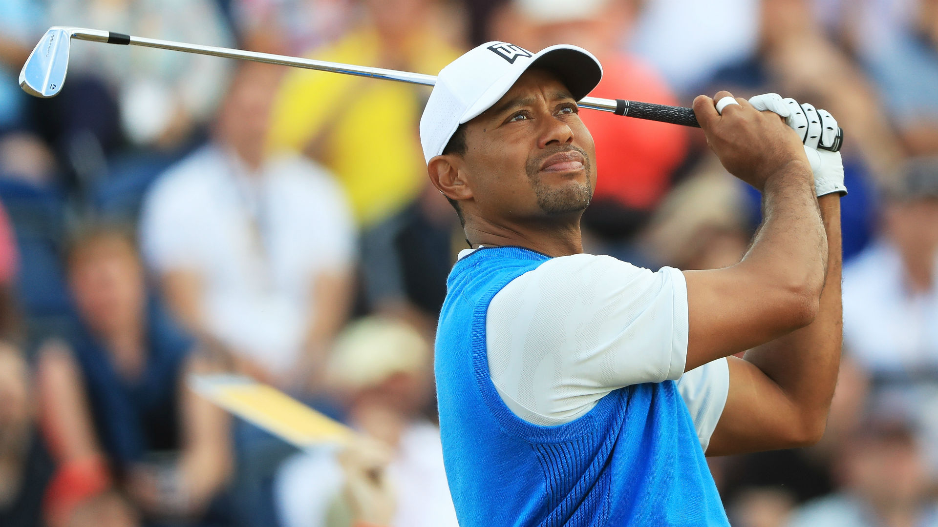 tiger woods score  round 2 live updates  highlights from