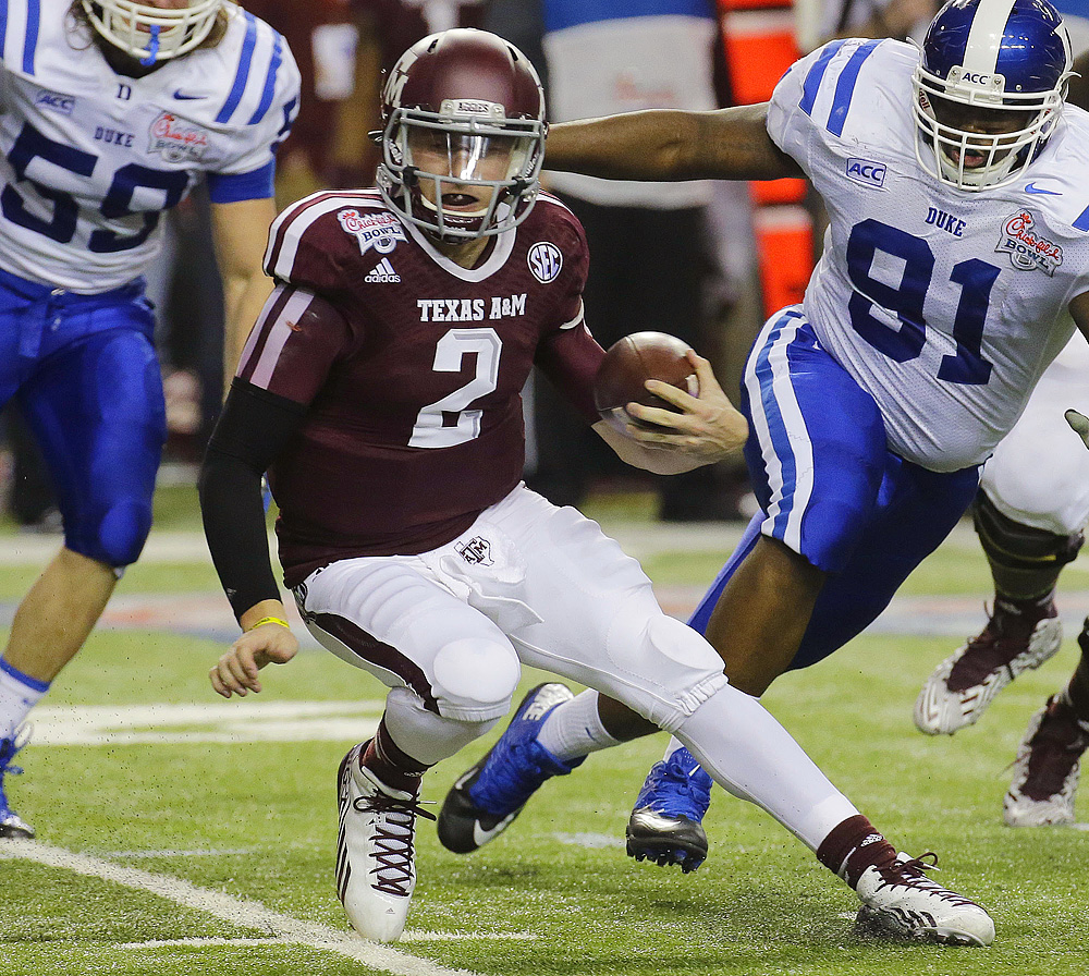 Johnny Manziel NFL scouting report: Size, technique could be ...