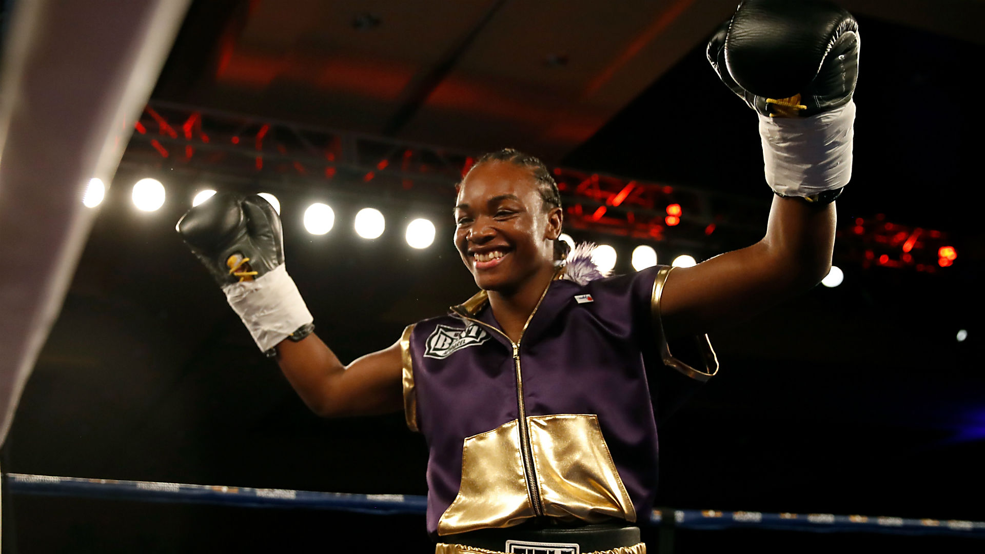 Claressa Shields defeats Tori Nelson, eyes shot at Christina Hammer