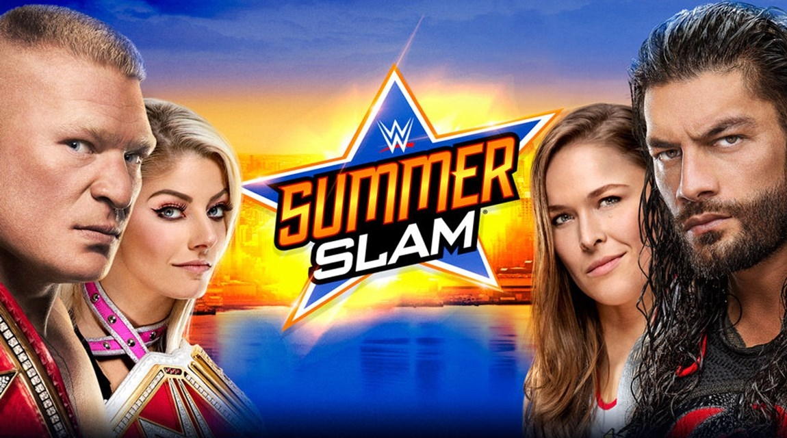 wwe summerslam 2018 date start time matches card rumors wwe
