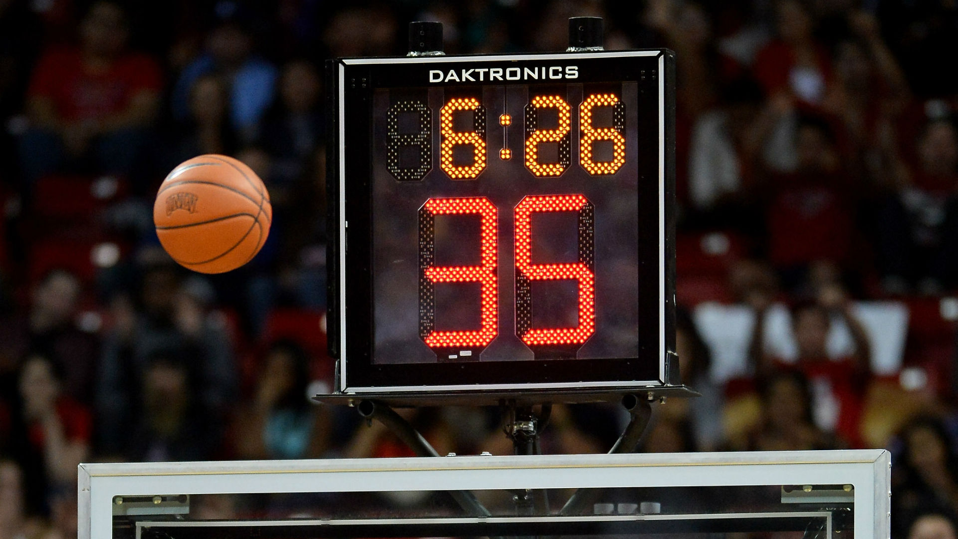 College basketball moving to 30-second clock in effort to increase scoring | NCAA Basketball ...
