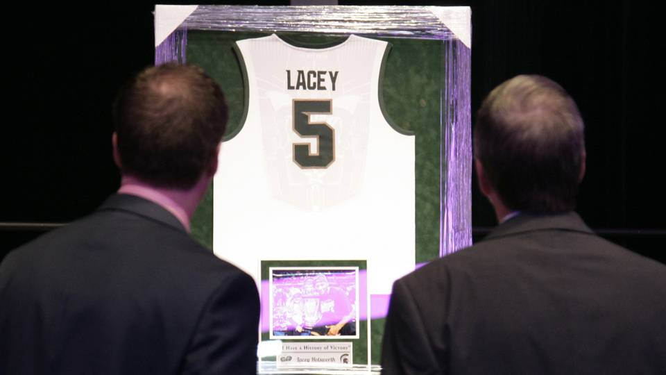 Princess Lacey memorial