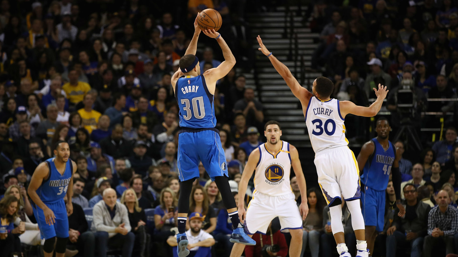 Seth Curry Says He Thinks He's Better Shooter Than Brother Stephen