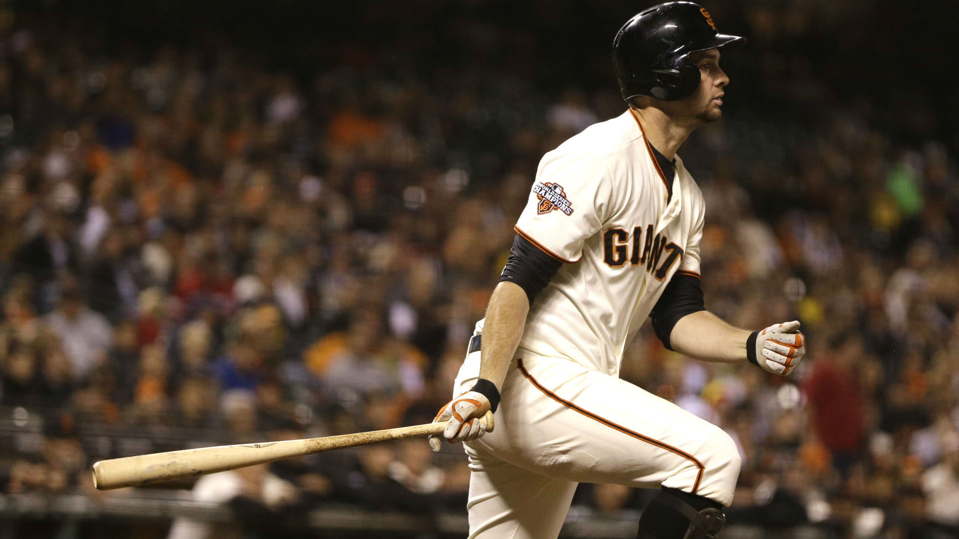 Fantasy baseball sleepers: Sleeping Giant