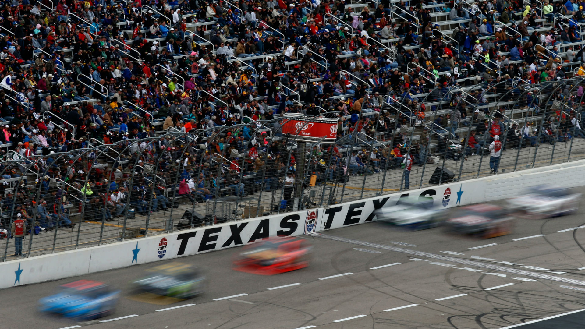 Weekend Preview Duck Commander 500 At Texas Motor