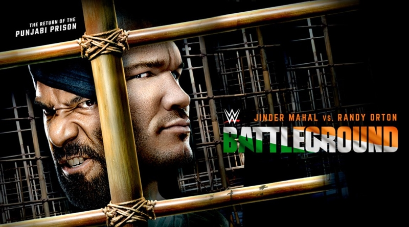 WWE Battleground 2017: Complete Match Card