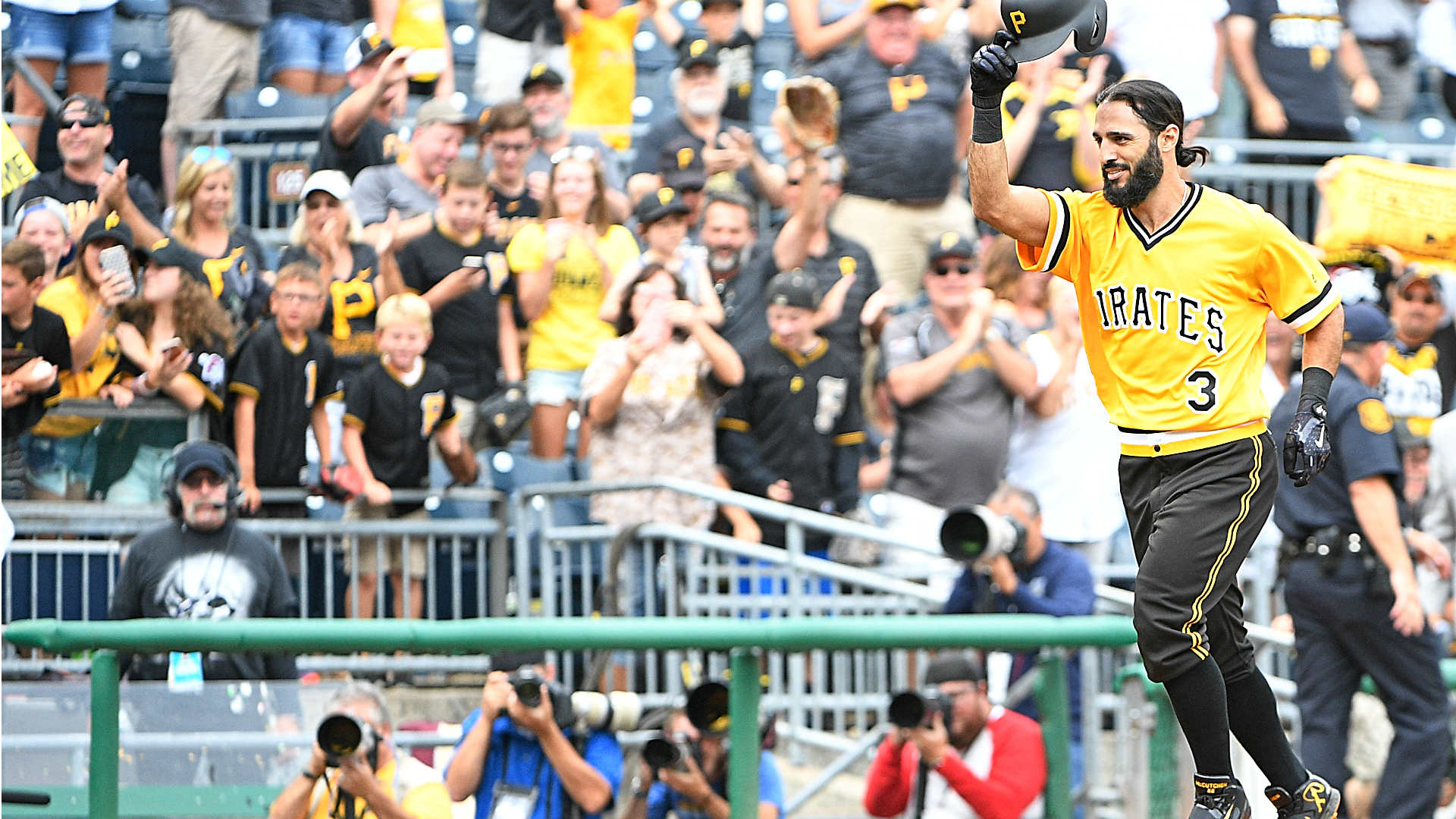 Major League Baseball trade rumors: Braves trade Sean Rodriguez to Pirates