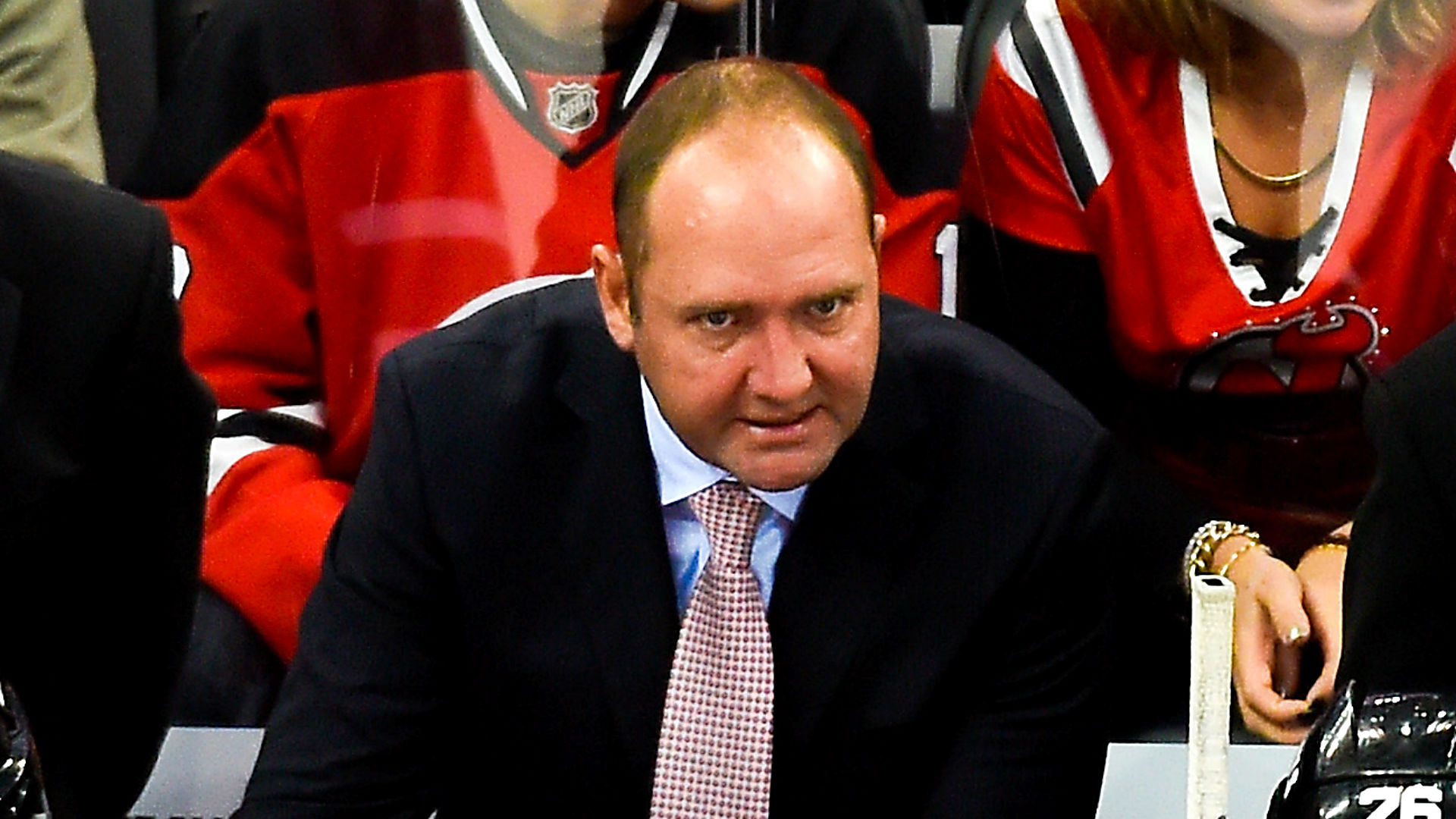 Peter DeBoer accepts challenge of wrangling young Sharks