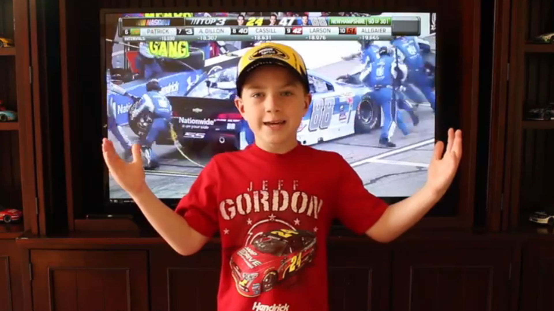 Little Rappers' latest NASCAR rap video features Daytona, Kyle Busch