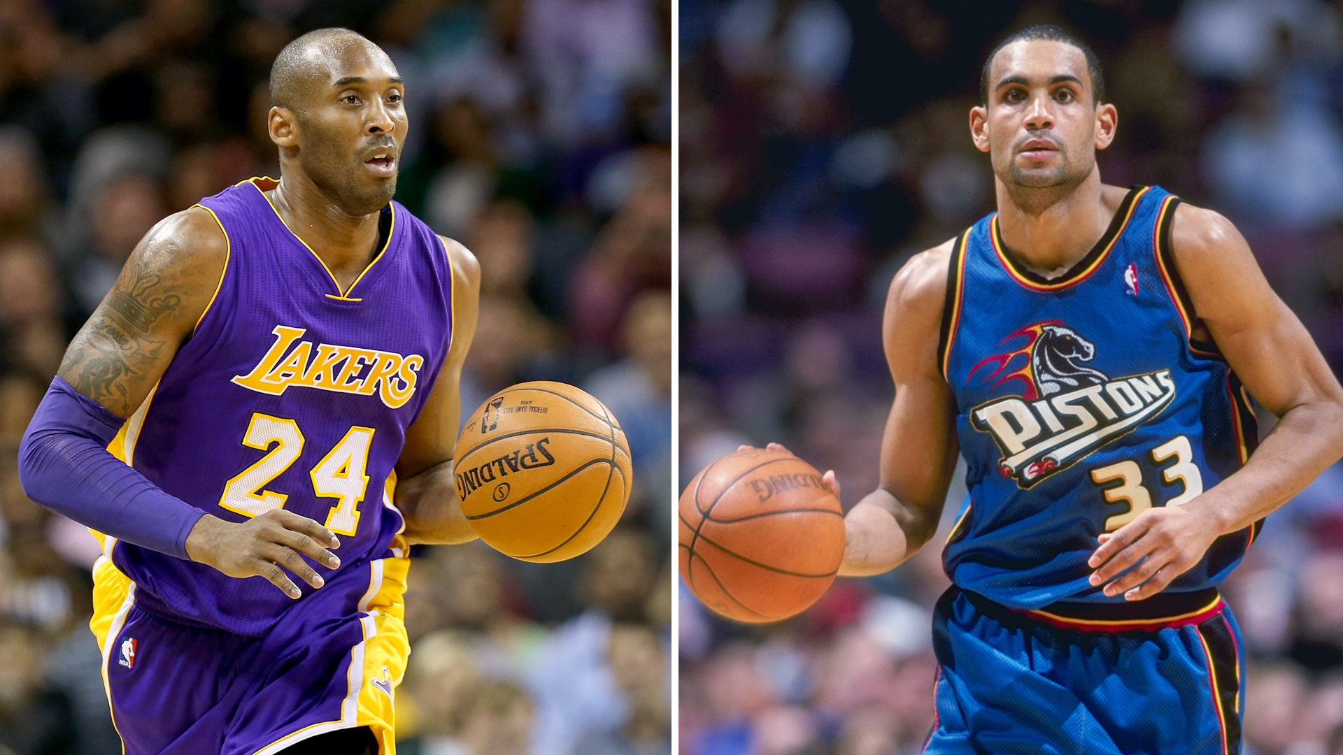 Kobe Bryant Grant Hill and the deal that almost changed NBA