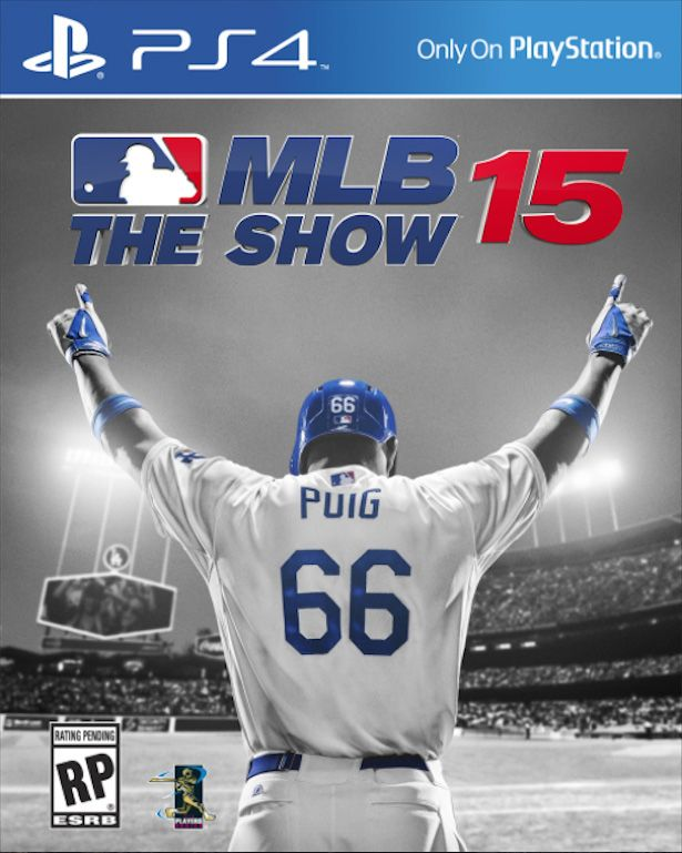 MLB 15: The Show Cover Art
