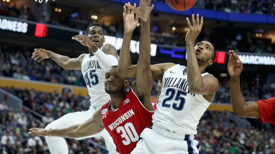 Uk Basketball: March Madness 2017: Wisconsin's Vitto Brown Shows Off