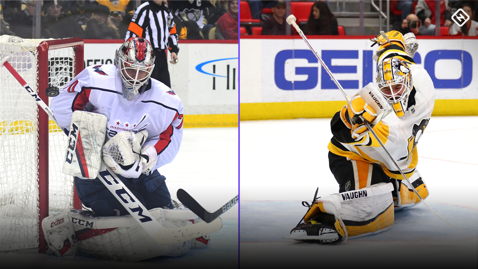 NHL Playoffs 2018: Matt Murray, Braden Holtby Steal Spotlight Of Penguins-Capitals Series (video)