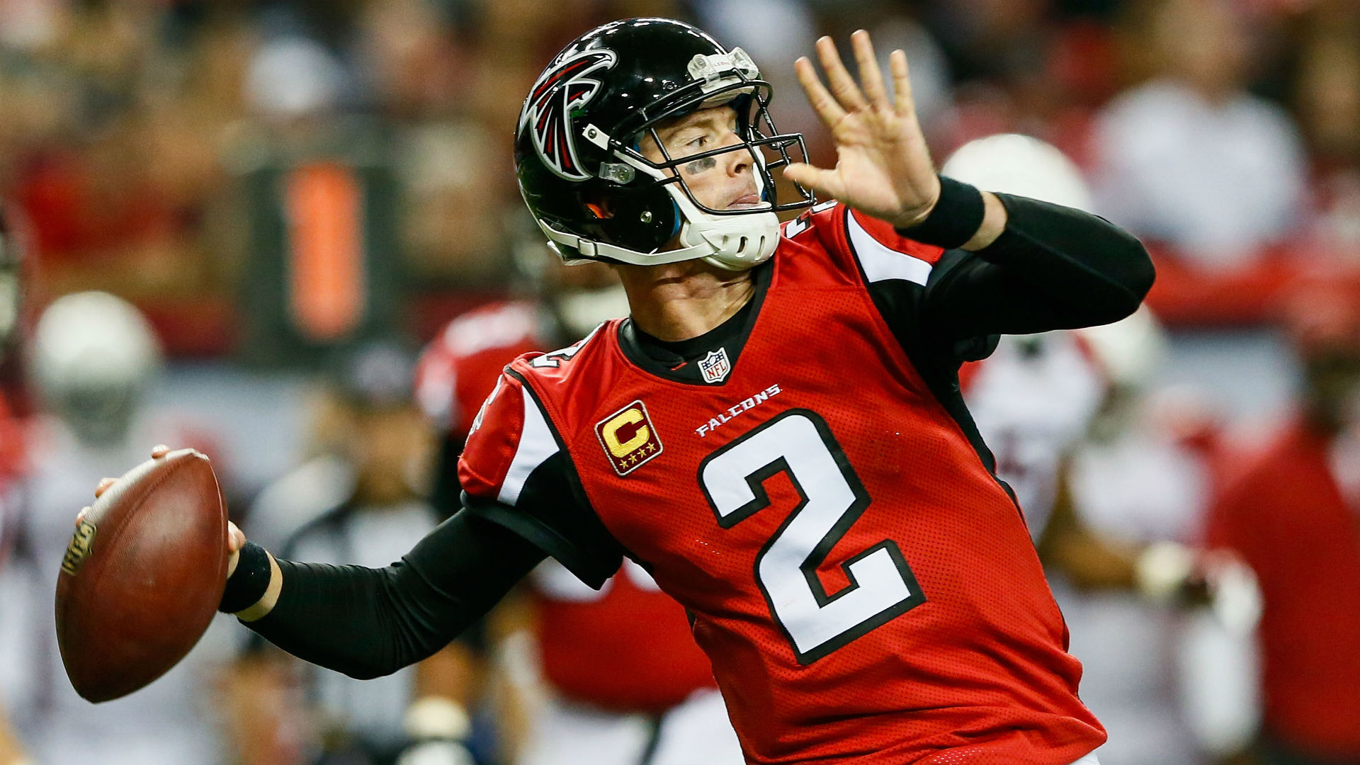 Sports book report - Falcons, Jaguars help Vegas to winning day