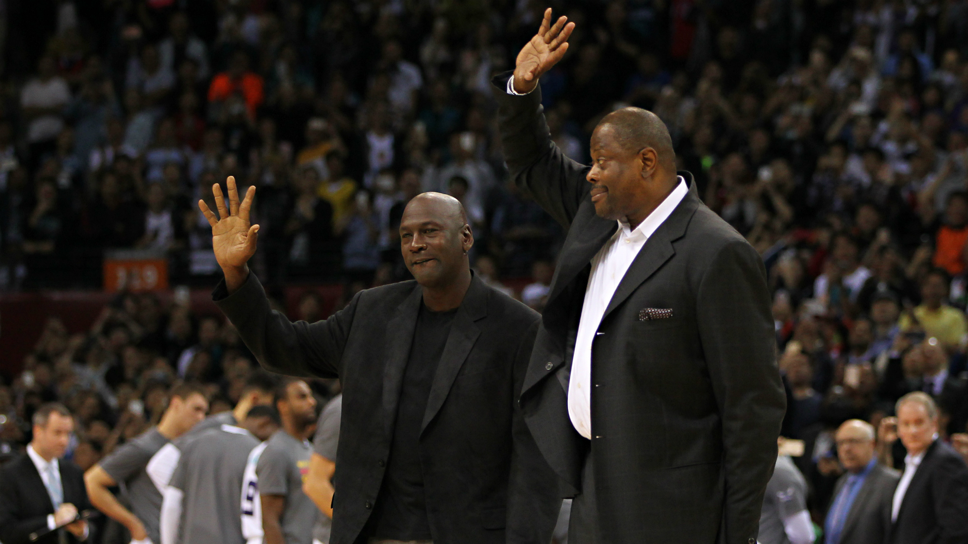 Patrick Ewing knows he s ready to be an NBA head coach Knicks or