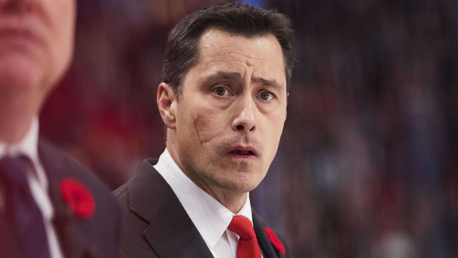 Pierre Dorion says Senators coach Guy Boucher will return next season