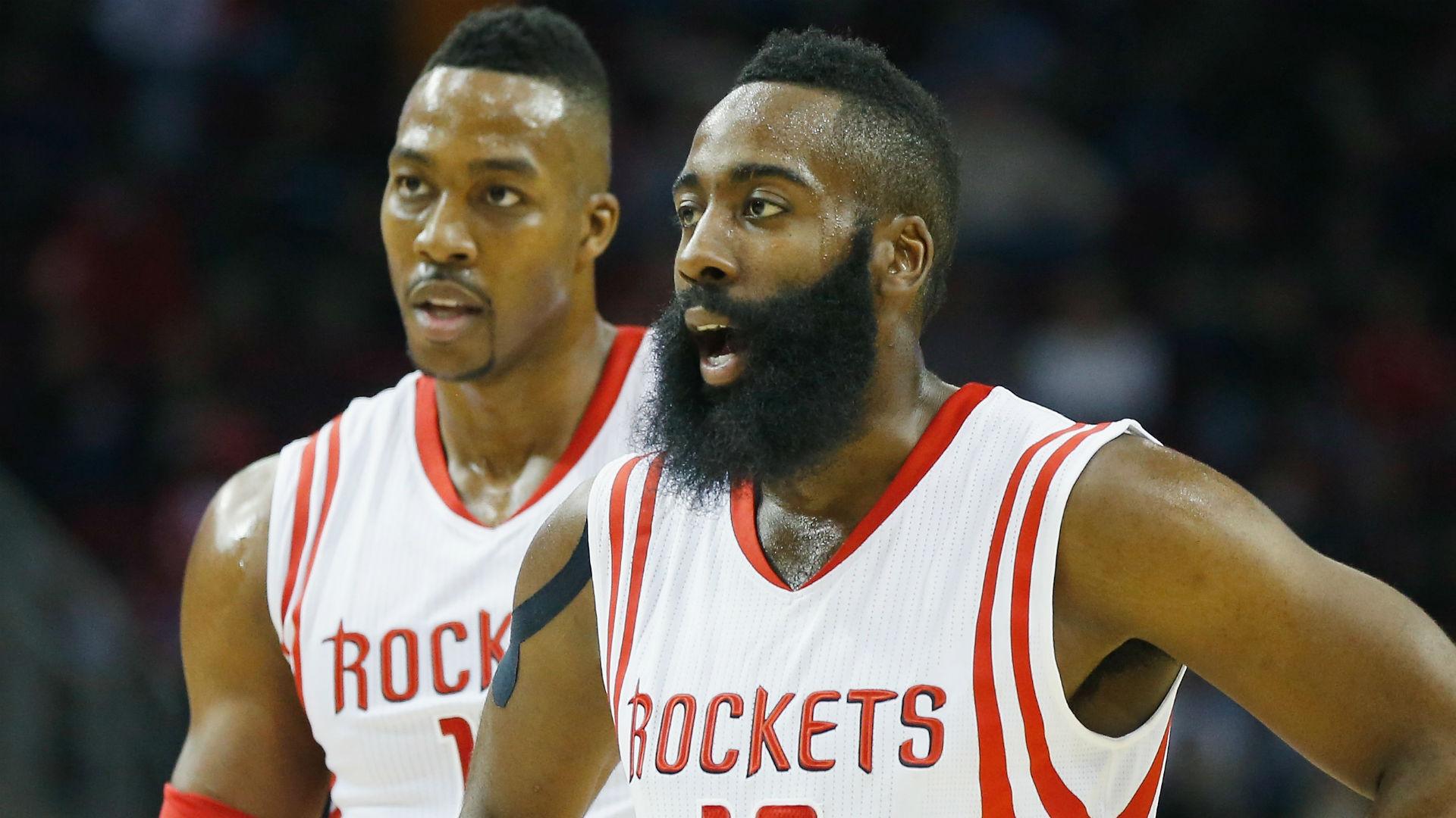NBA championship odds - Rockets shooting up Vegas odds board