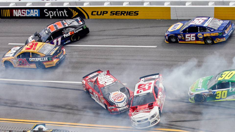 Season in Review: Best Sprint Cup races of 2013 | NASCAR | Sporting
