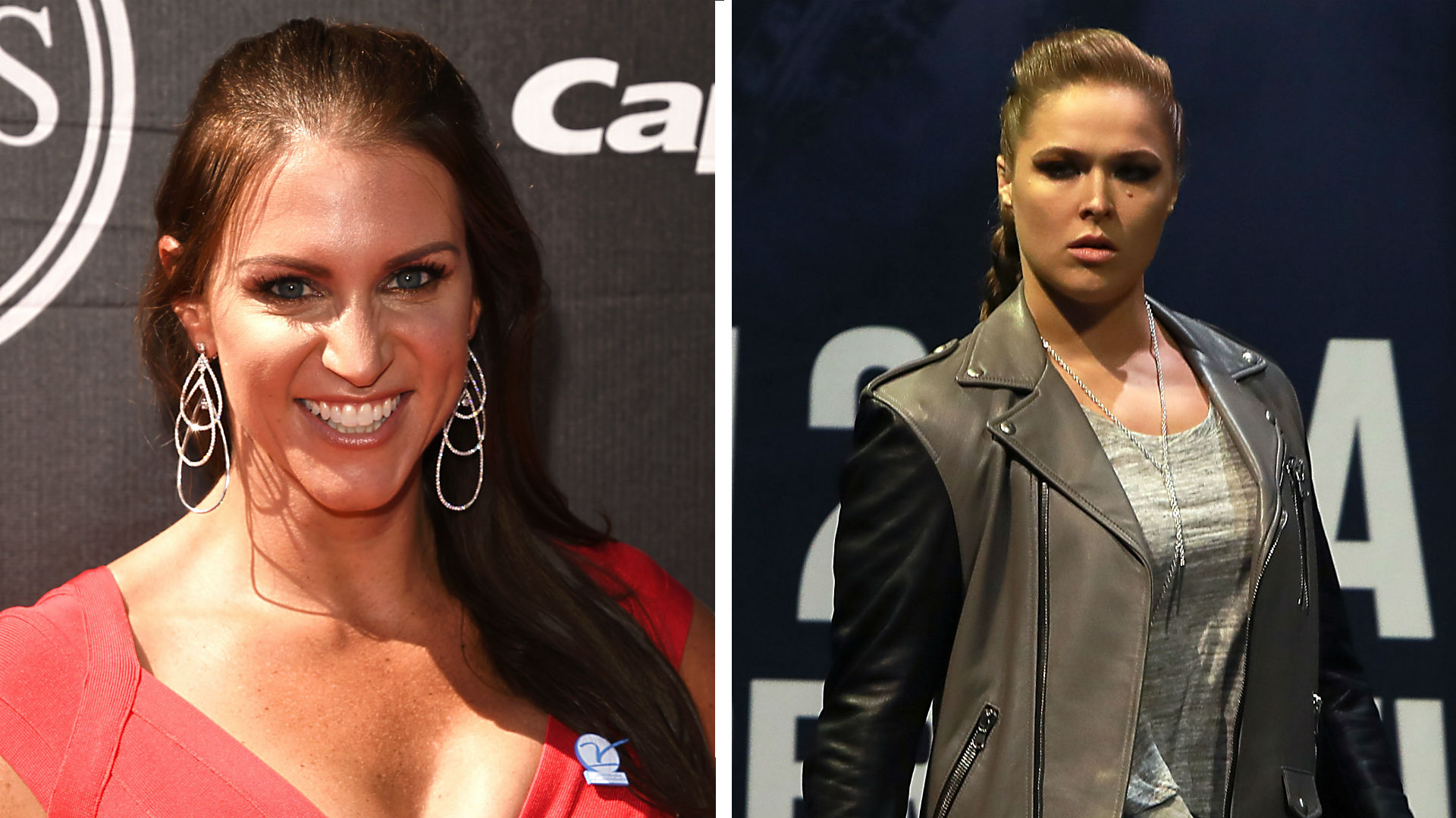 Stephanie Mcmahon Wwe Would Welcome Ronda Rousey With Open Arms Wwe Sporting News
