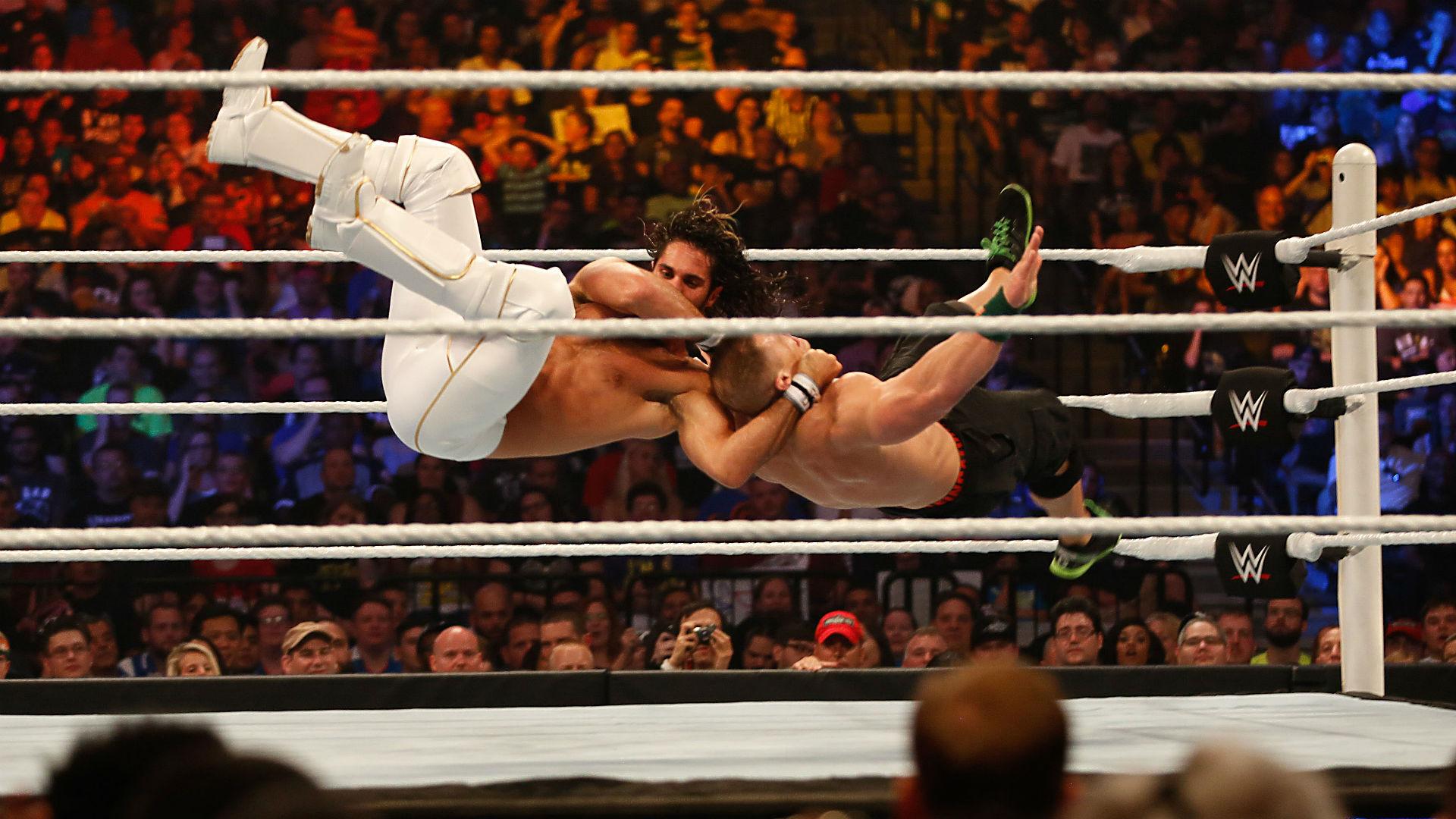 Seth-Rollins-John-Cena-SummerSlam-Getty-FTR