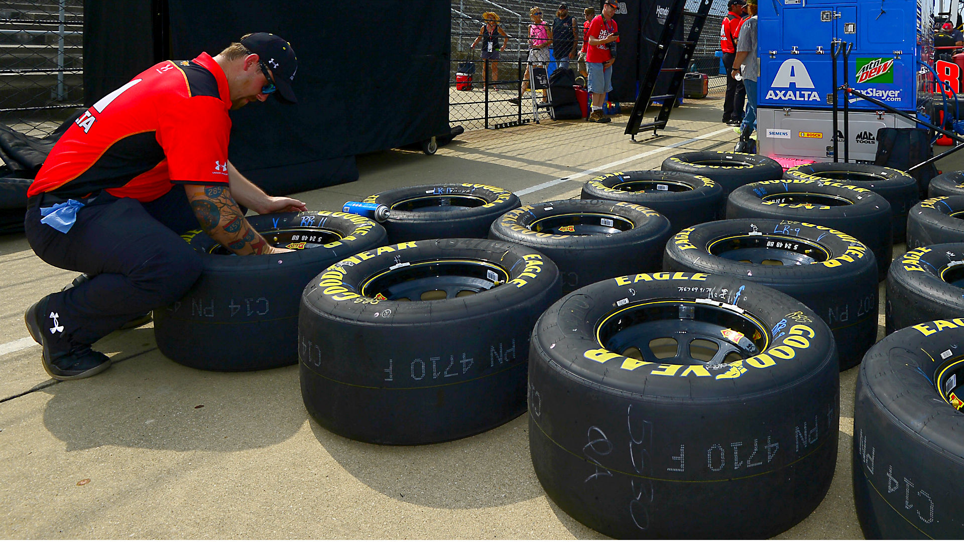 NBC Sports Posts Most-Watched Telecast Ever with NASCAR SPRINT CUP RACE