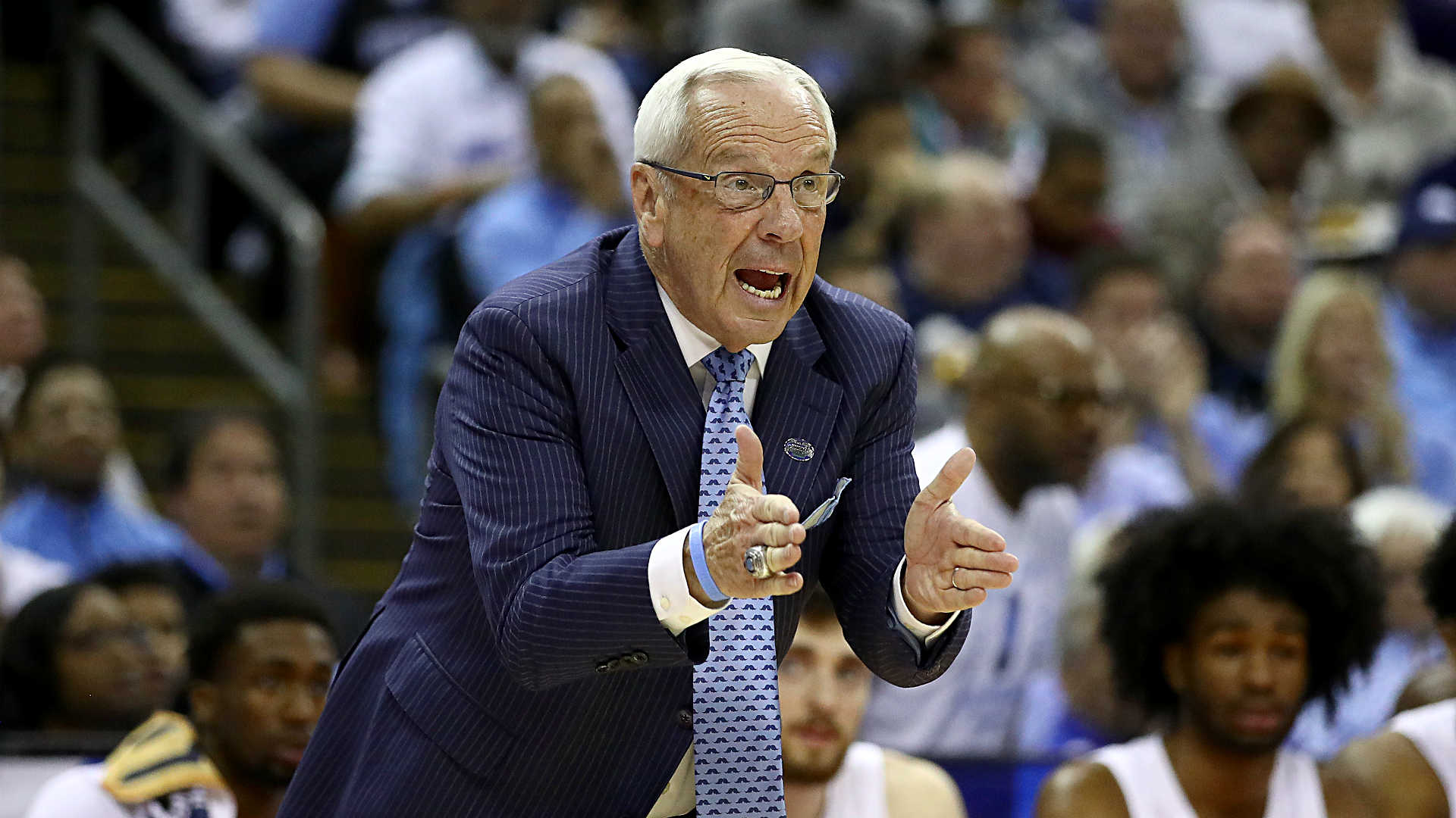 North Carolina an early favorite against Auburn in Sweet 16
