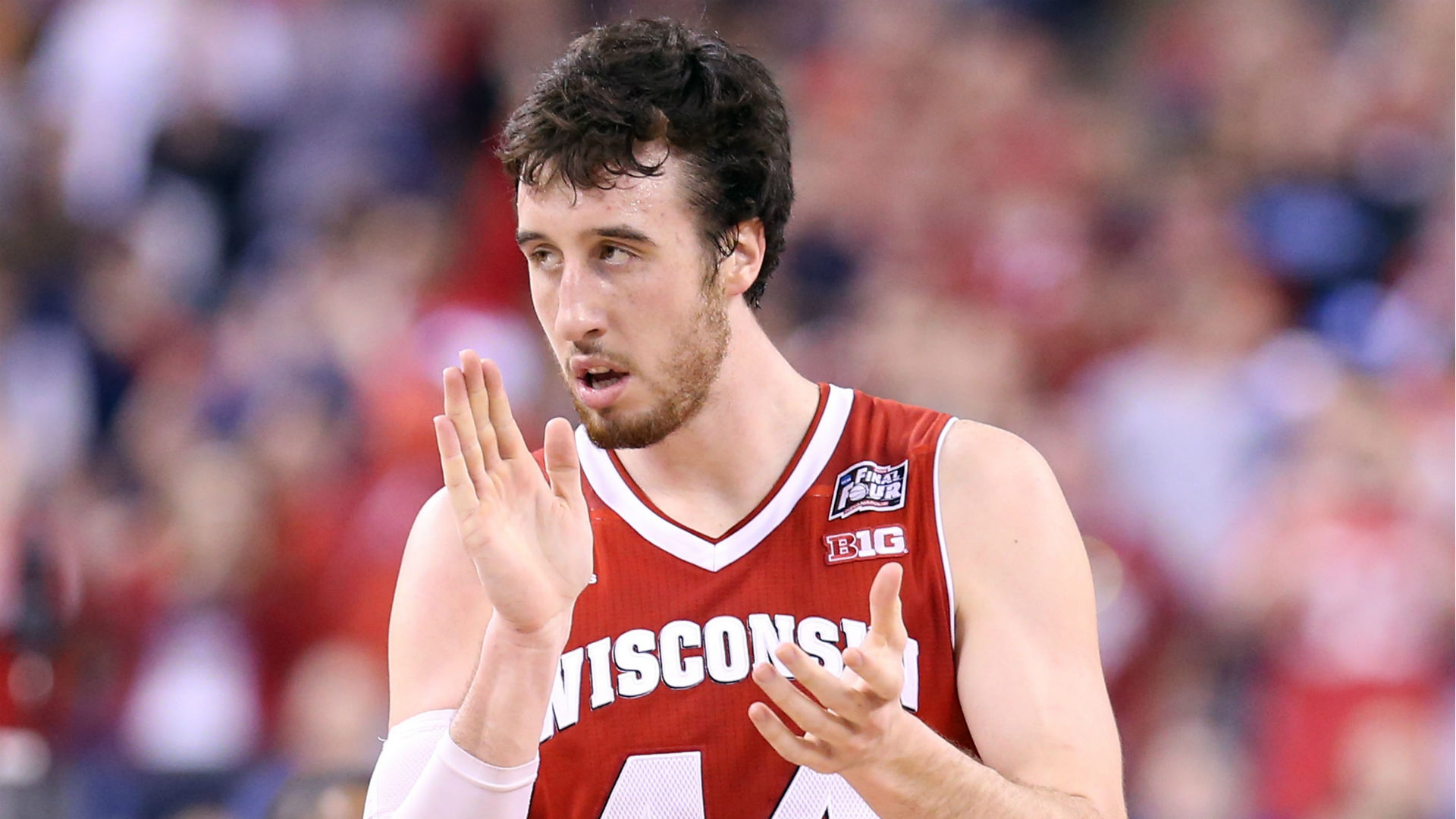 Frank Kaminsky pens emotional letter reflecting on time at Wisconsin