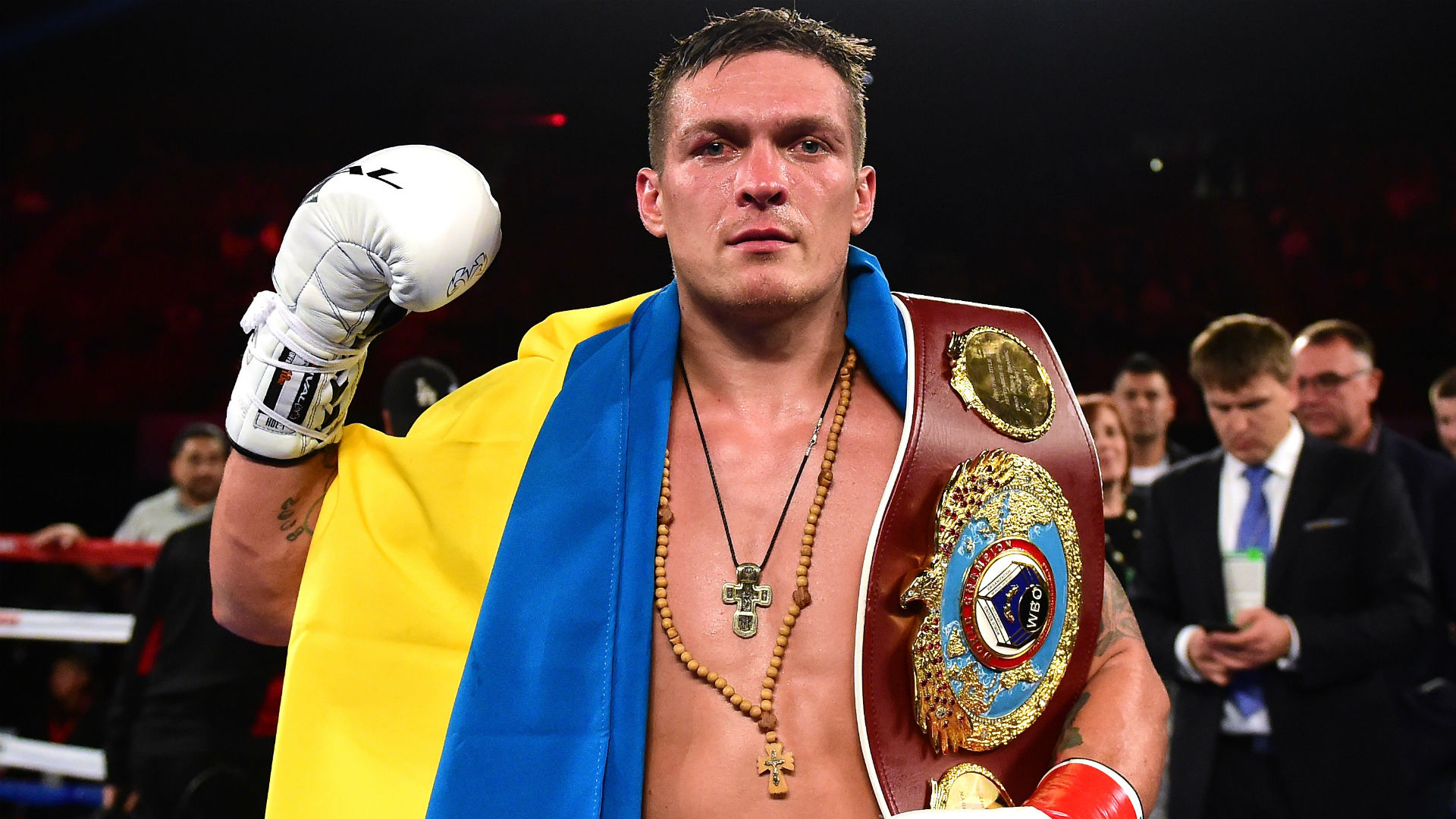 Oleksandr Usyk outboxes Murat Gassiev to win World Boxing Super Series cruiserweight title, unify division