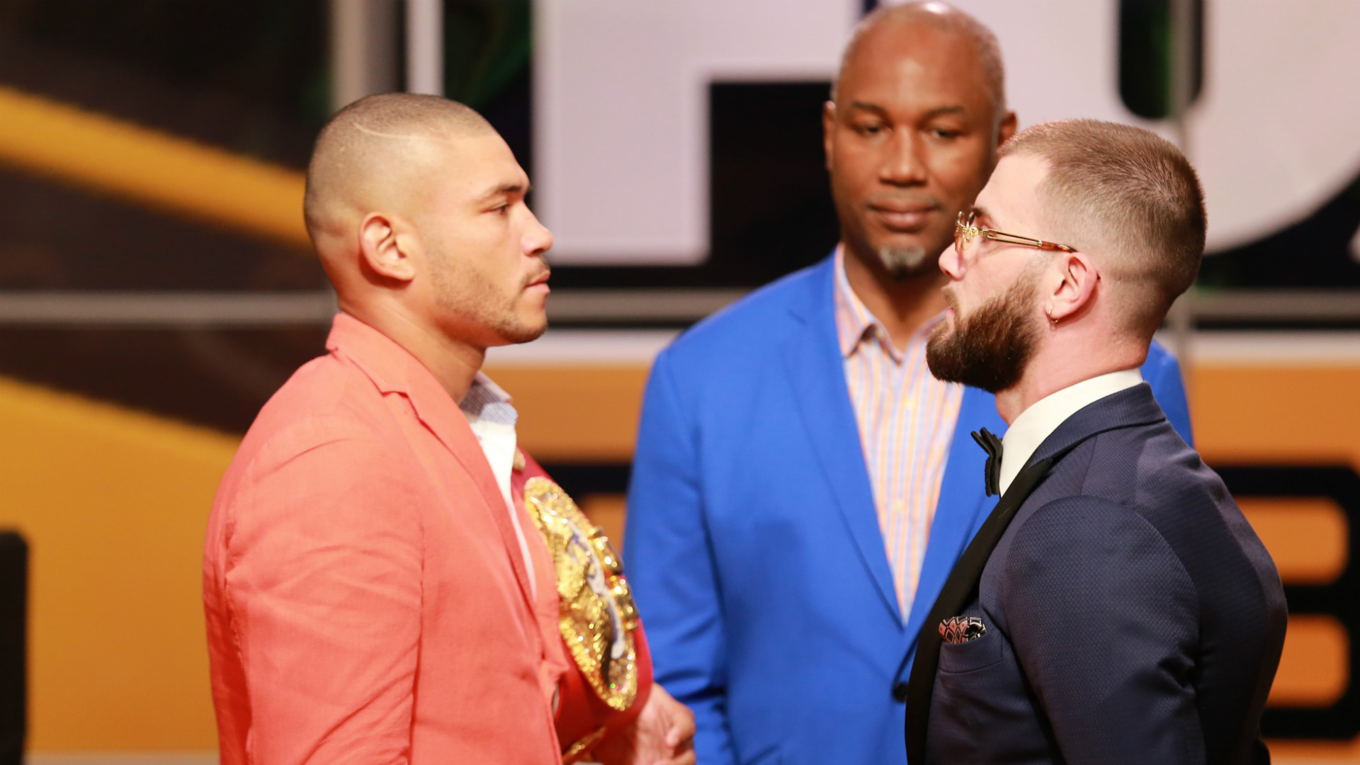 Jose Uzcategui vs. Caleb Plant: Fight date, time, how to watch and live stream