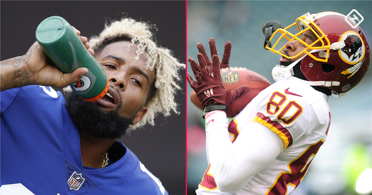 Odell Beckham Jr. officially questionable for Giants - Cowboys