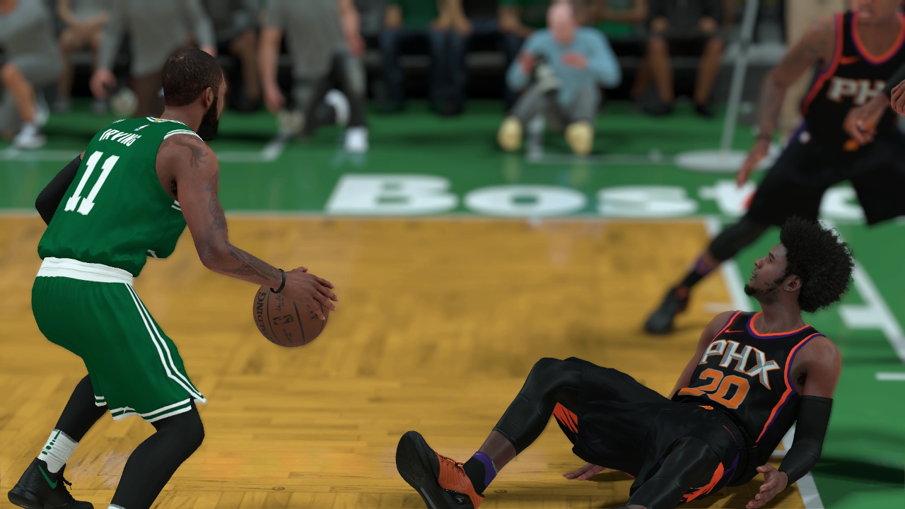 NBA 2K18 Kyrie Irving