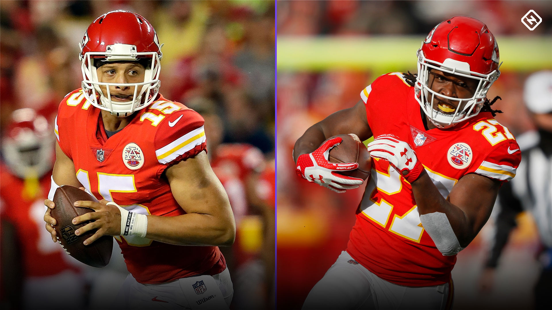 'Lot of juice, lot of speed': Mahomes, Hunt lead Chiefs' offensive awakening