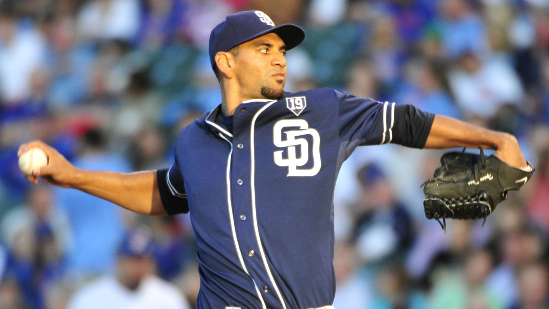 Busy offseason has Padres in thick of playoff discussion
