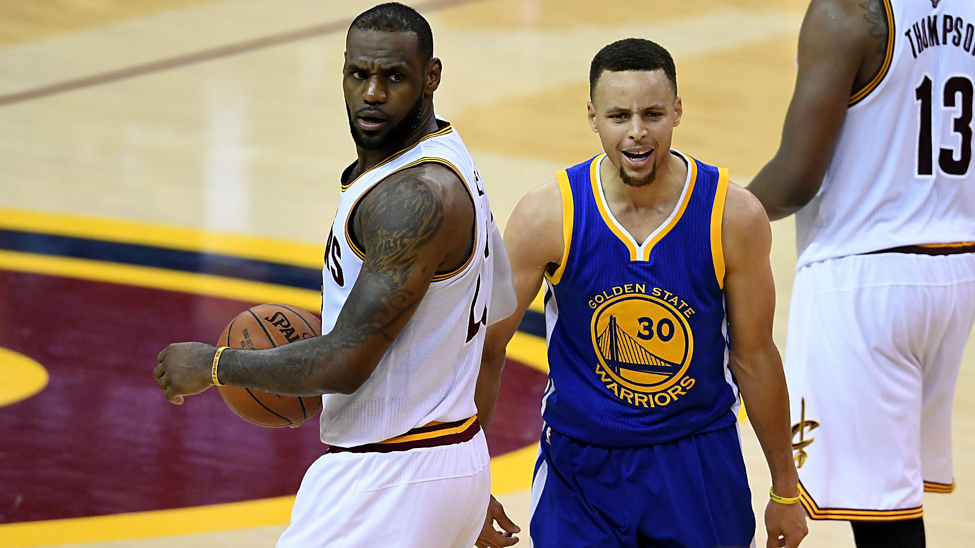 Frustrated Curry loses his cool as Warriors lose to Cavs