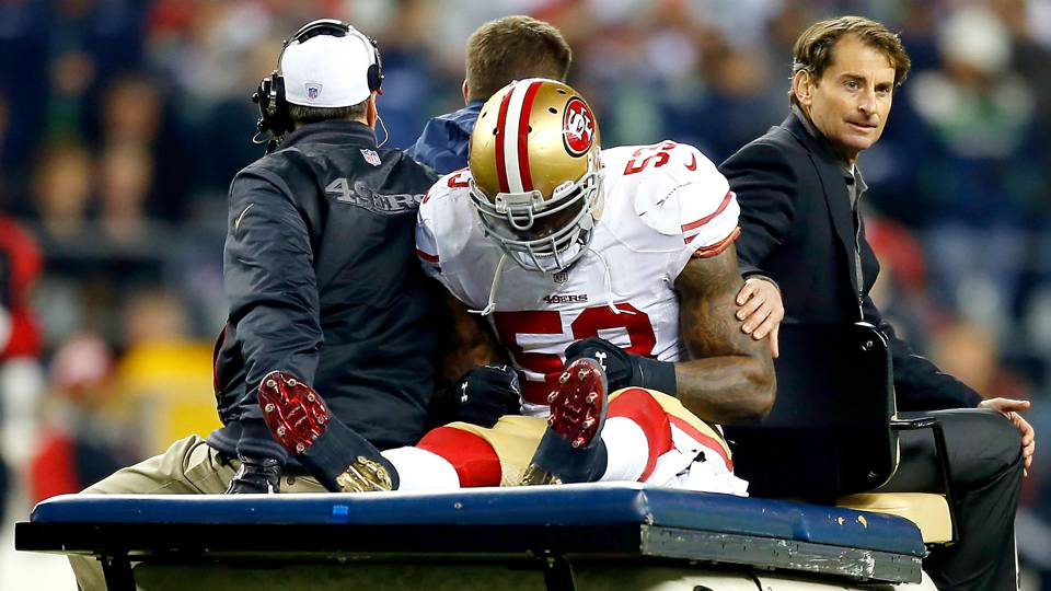 49ers end hope NaVorro Bowman, Glenn Dorsey will play this ...