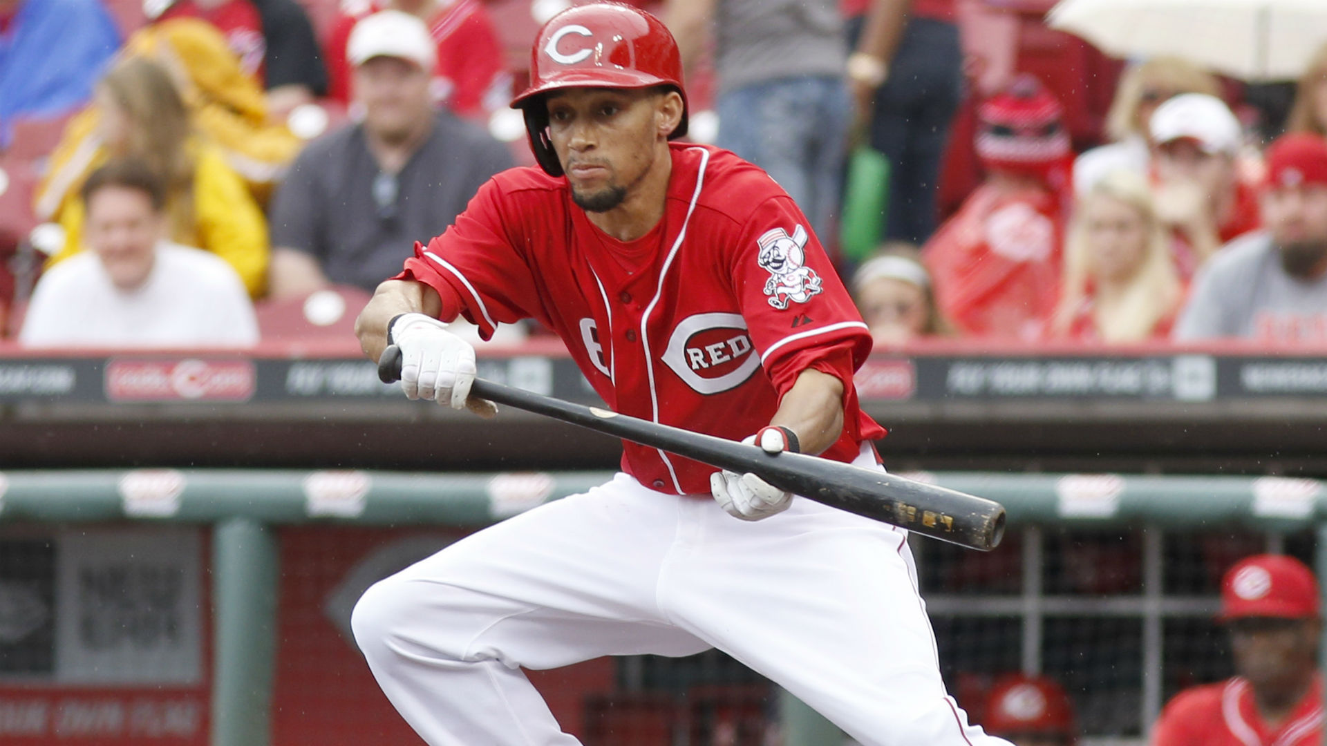 Speed Thrills: Why Billy Hamilton can be fantasy baseball's ultimate game-changer