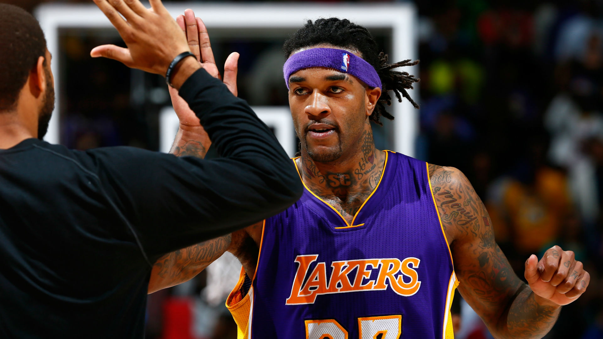Lakers opt out of Jordan Hill's contract, clearing salary cap space