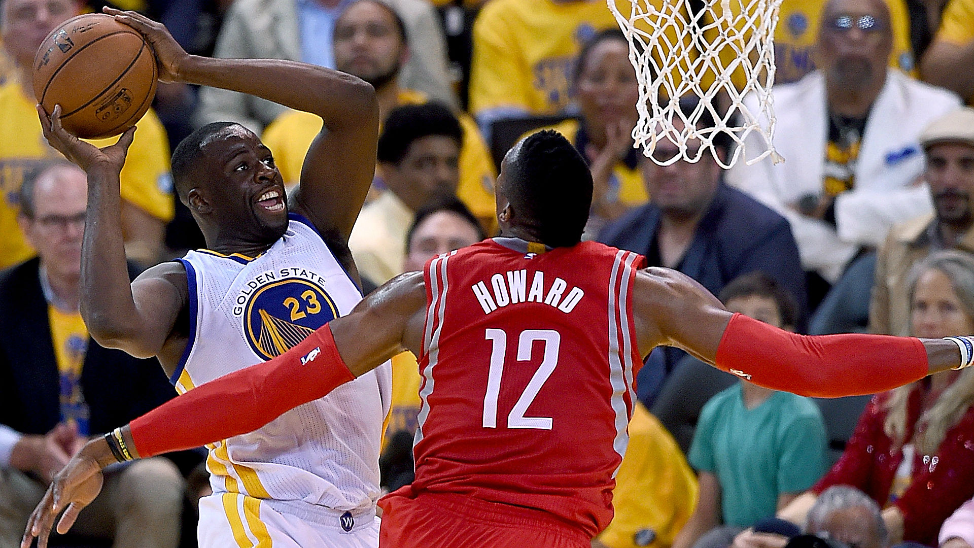 Warriors vs. Rockets Game 3 line and pick – Golden State lays shortest spread of postseason