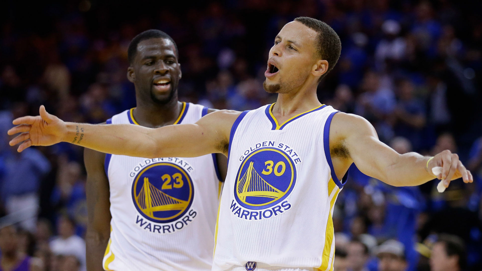 NBA championship odds - Warriors' joining elite tier behind two-way approach