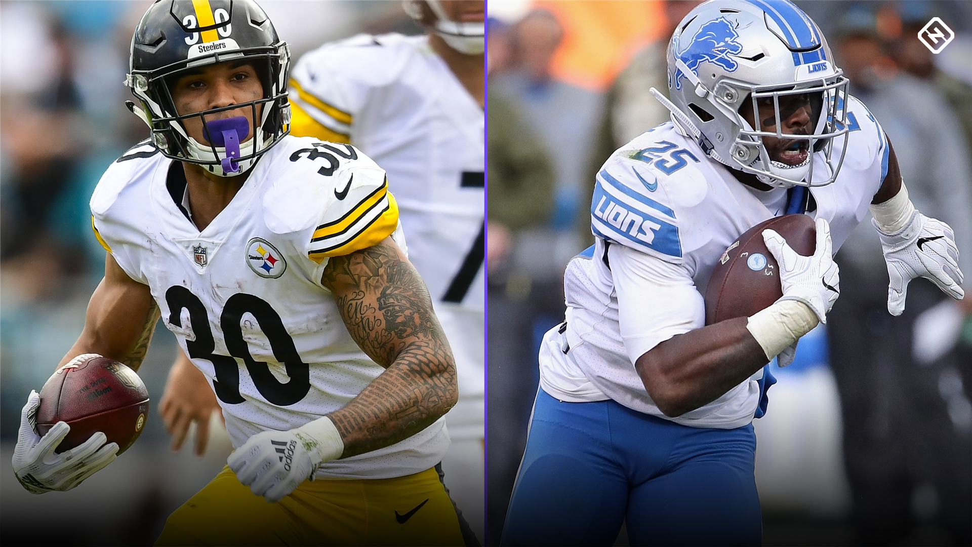 Week 12 Fantasy PPR Rankings: RB