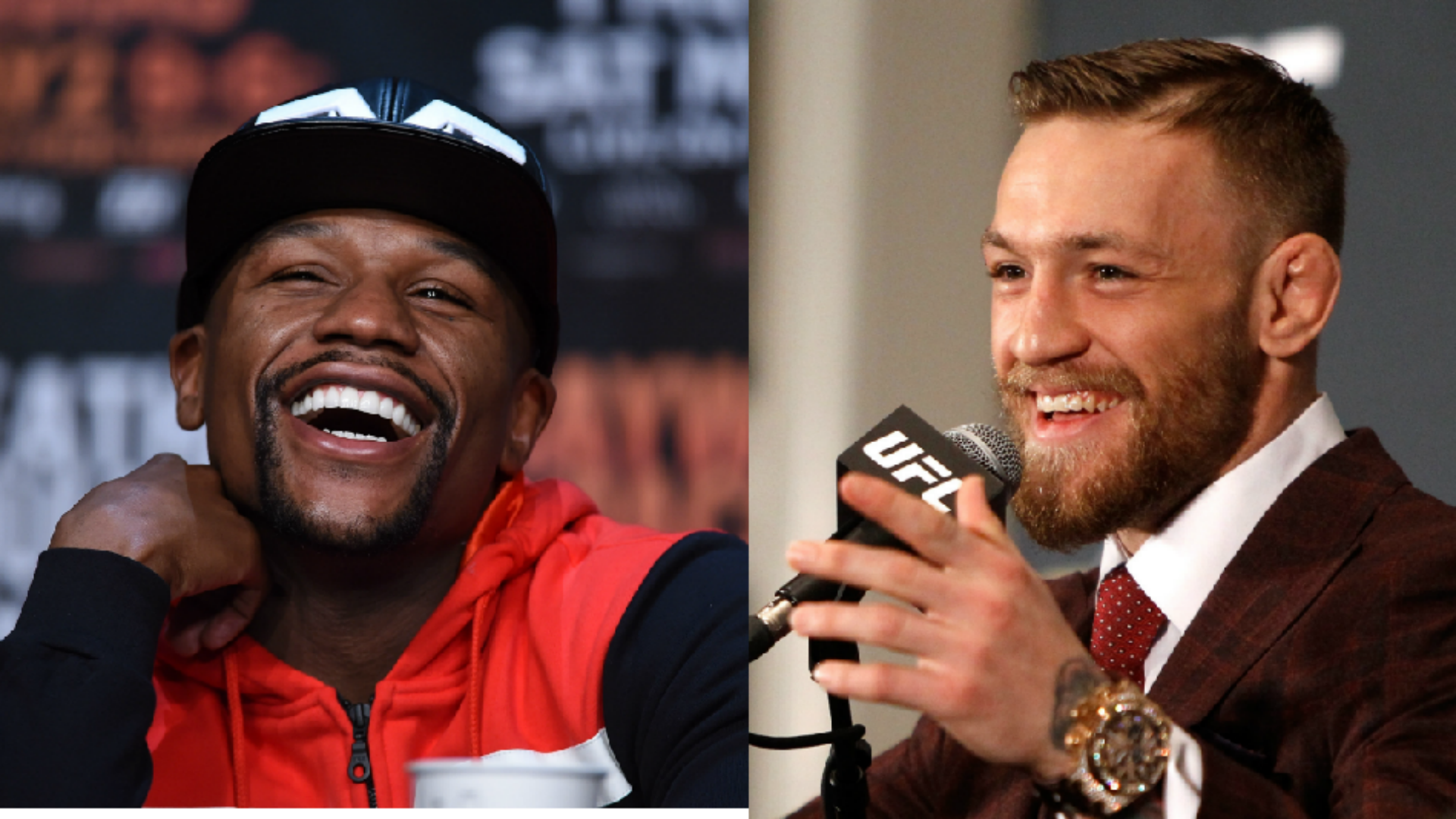 People Are Noticing A Huge Difference In Mayweather And McGregor's Training