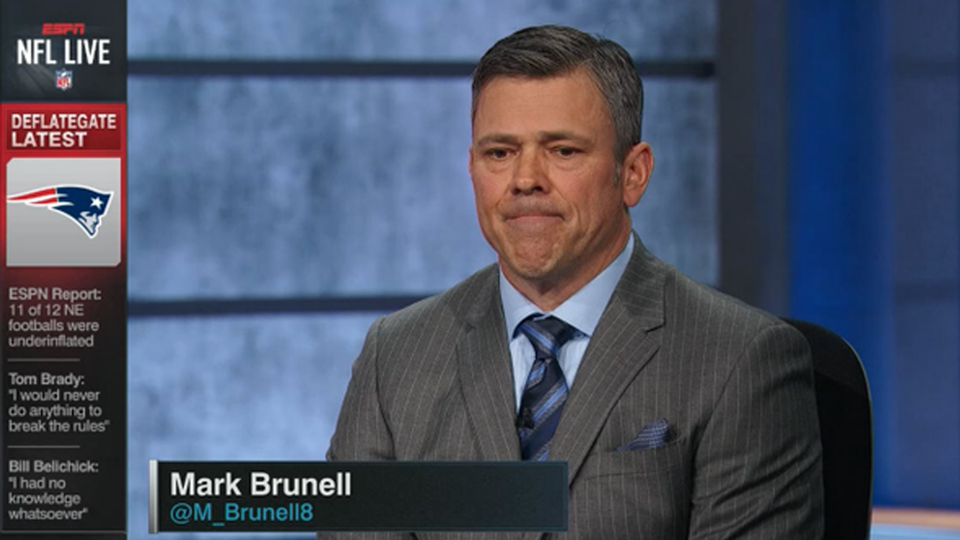 Image result for mark brunell