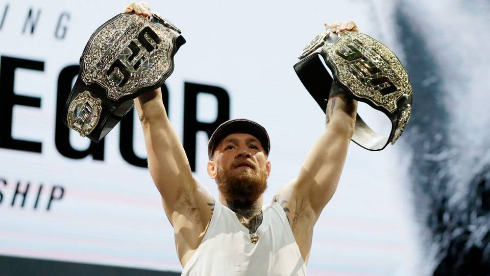 UFC 229: Conor McGregor says feud with Khabib Nurmagomedov will never be over