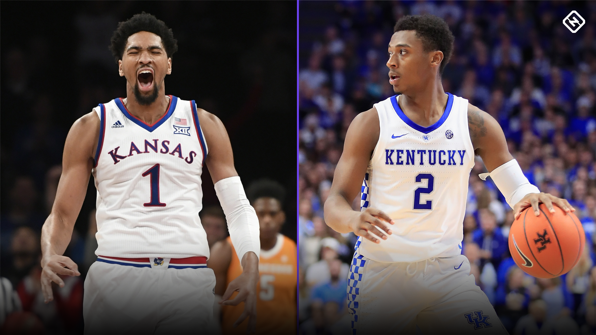 College Basketball Kansas Jayhawks at Kentucky Wildcats Start Time, Odds, Free Pick