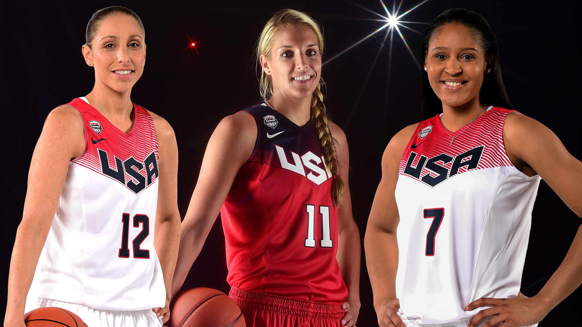 Former UConn Huskies highlight USA women's basketball ...
