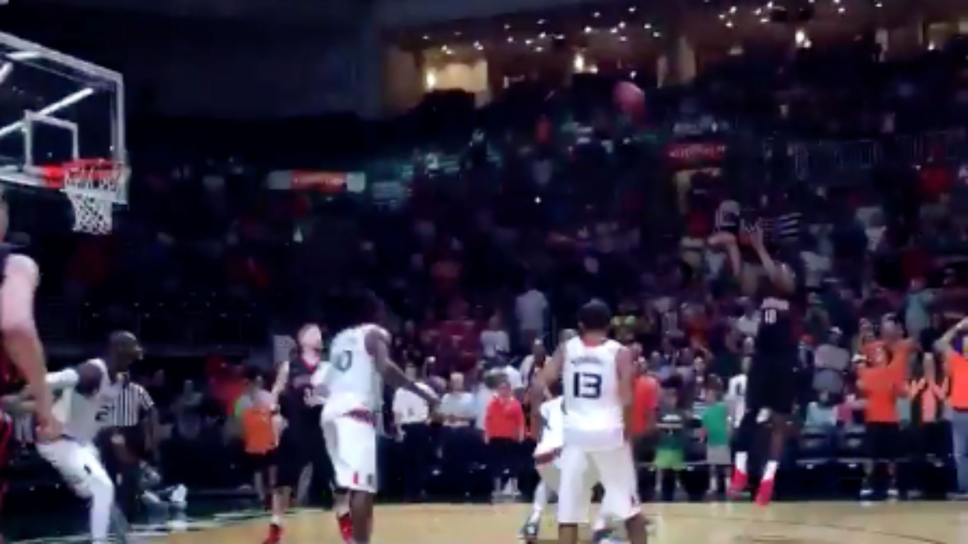 WATCH: Northeastern's Quincy Ford hits game-winner to ...