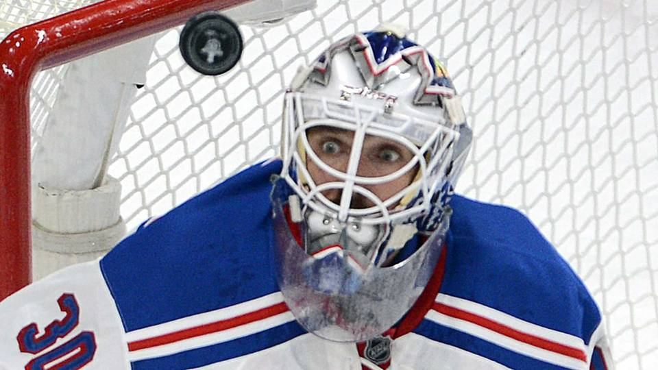 45af626bdb9 Stanley Cup playoffs  Craziest stuff from Rangers-Habs Game 5 · NHL